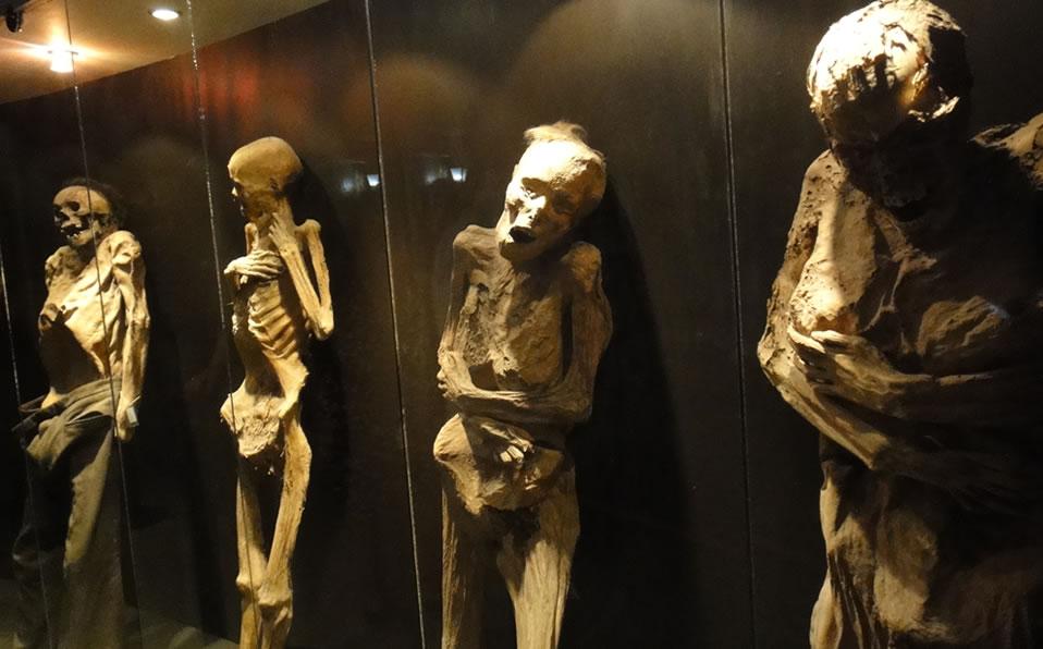 las momias de guanajuato leyendas
