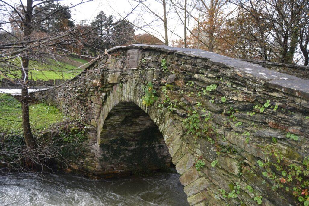 el puente del clerigo leyenda