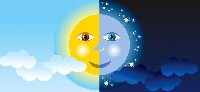 sol y luna aztecas
