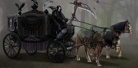 leyendas 10 carreta de la muerte