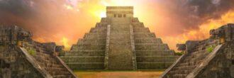 Leyendas mayas