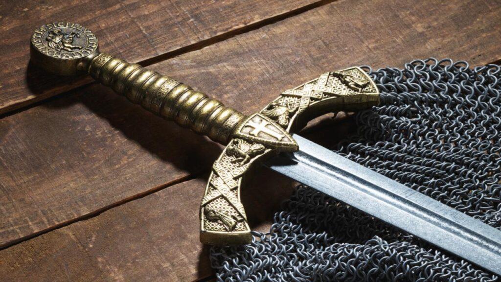 espada excalibur leyendas