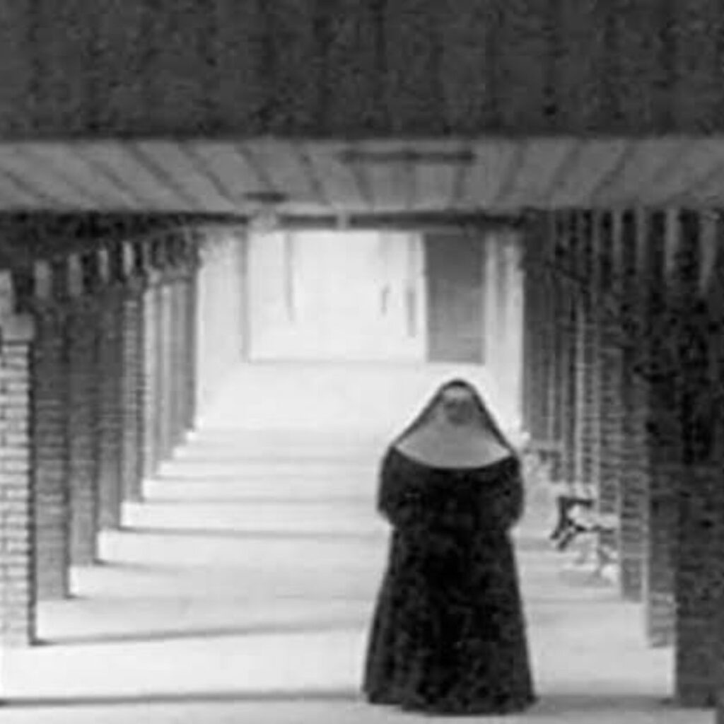 el fantasma de la monja