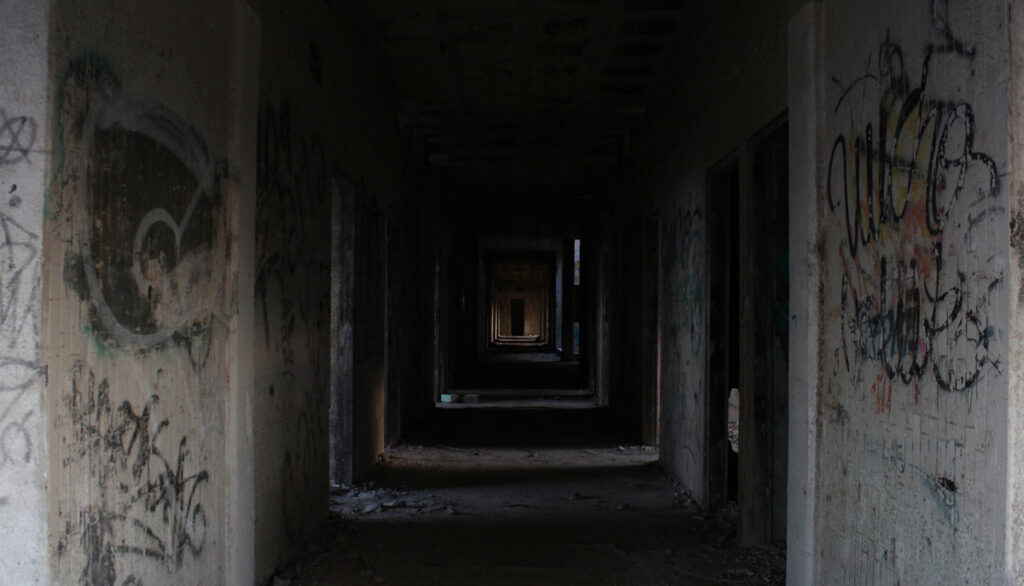 hospital fantasmal morelia leyendas