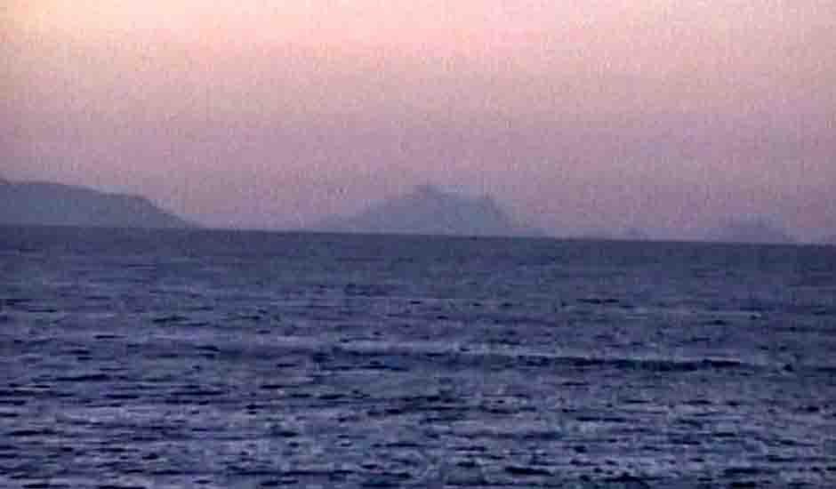 la isla san borondon