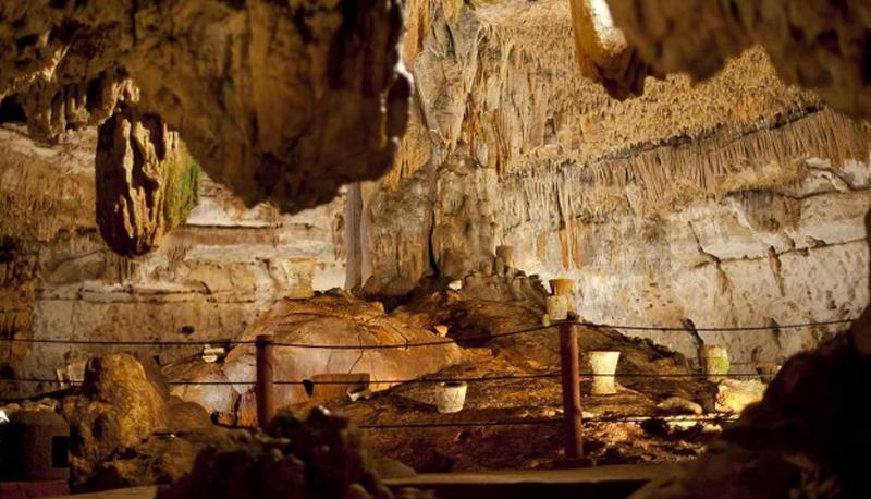 leyendas campeche, la gruta