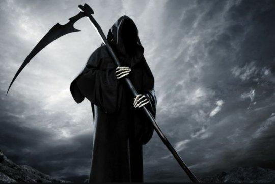 el encuentro con la muerte