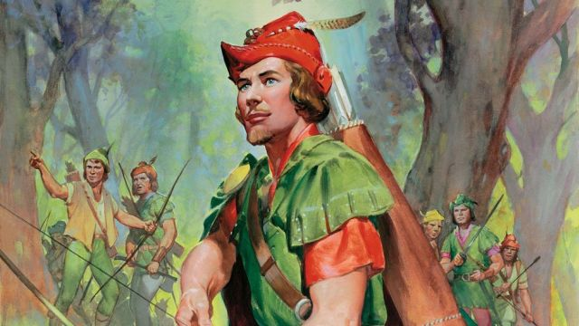 leyenda de robin-hood