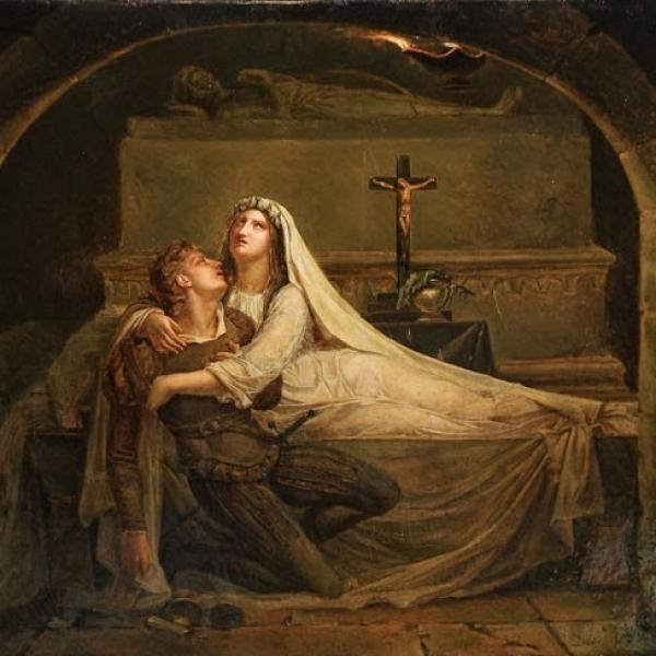 leyenda de romeo y julieta