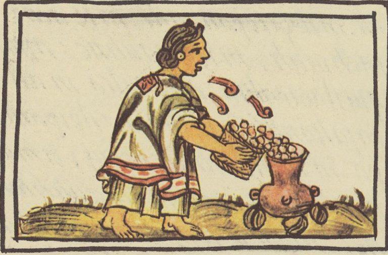 leyenda azteca del maiz