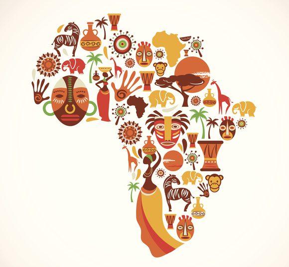 leyendas de africa
