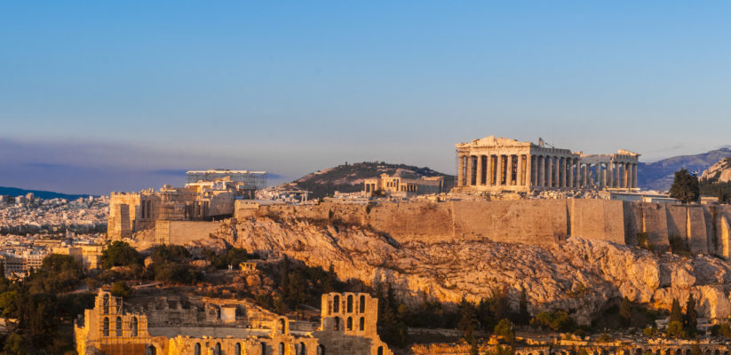 leyendas de grecia