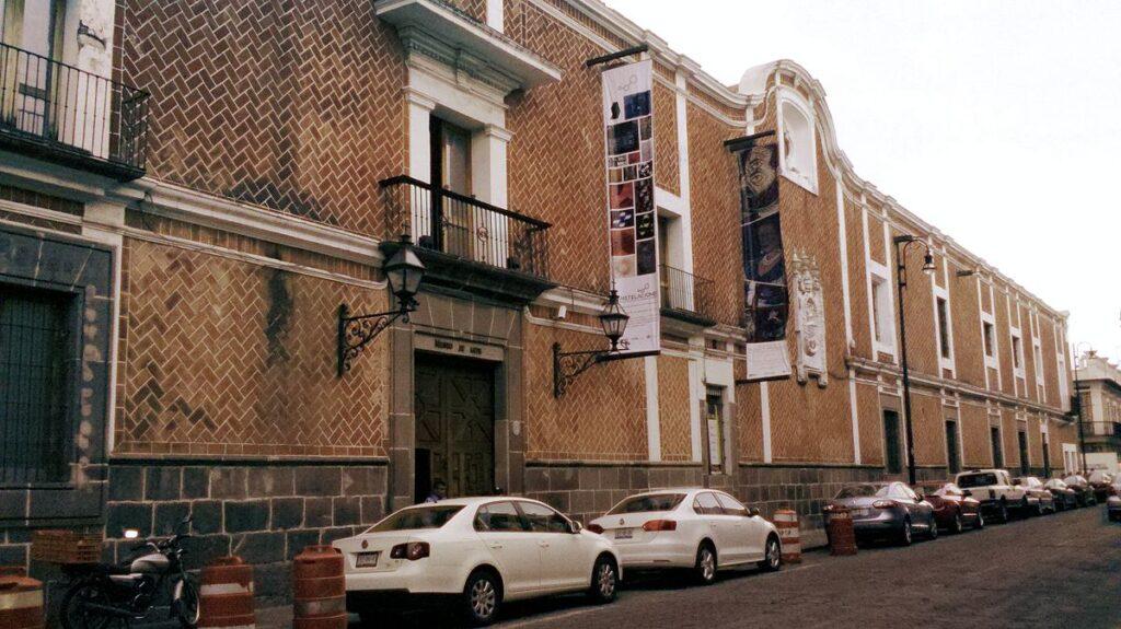 museo de arte de san pedro leyendas de puebla