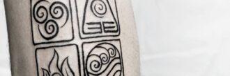 Tatuajes de leyendas