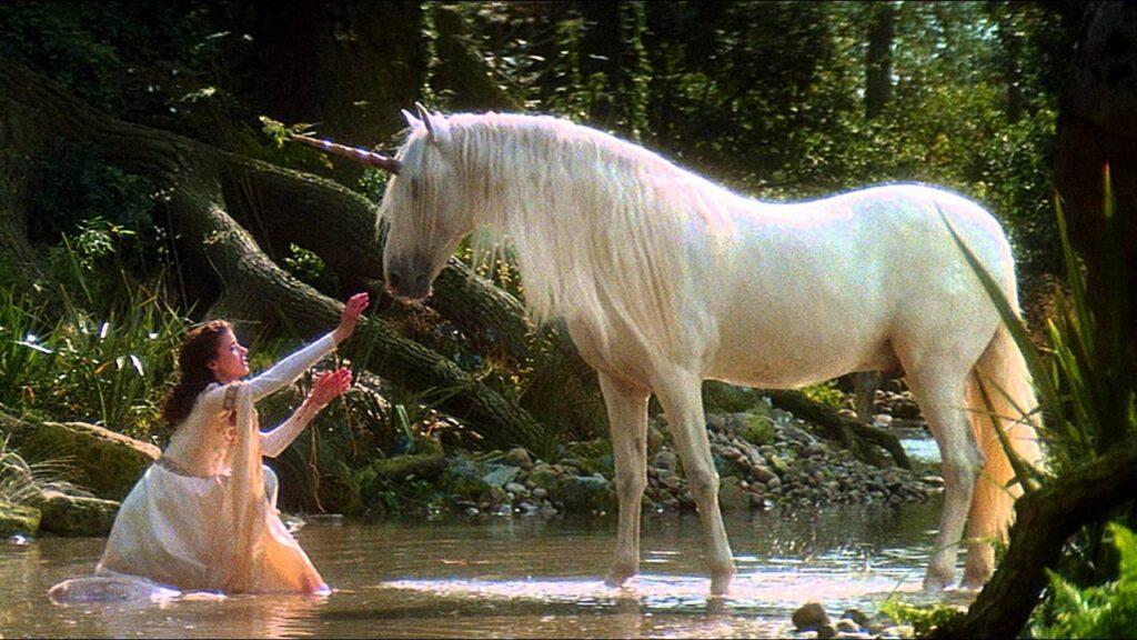 unicornio leyendas
