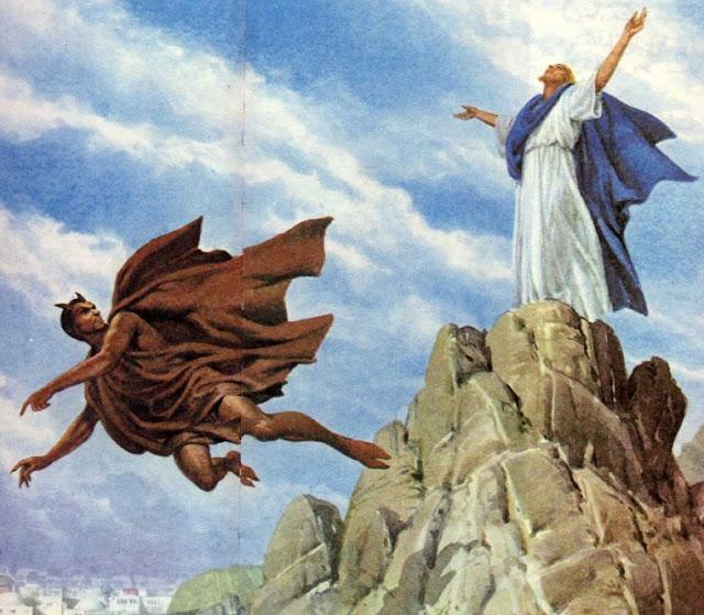 dios y el diablo leyenda