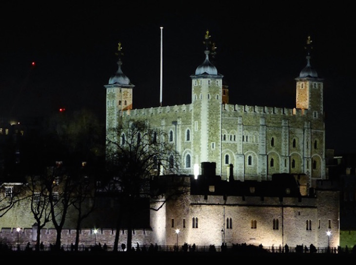 legends of the tower london