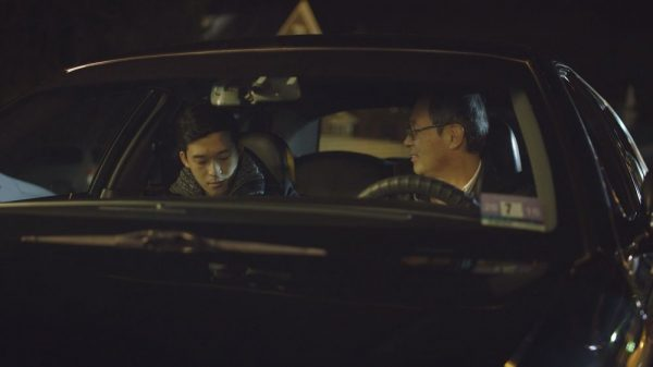 leyendas coreanas de taxis