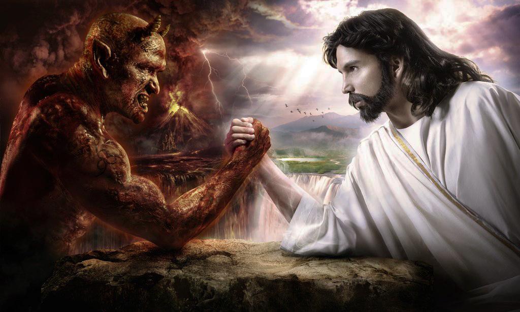 leyenda de dios y el diablo
