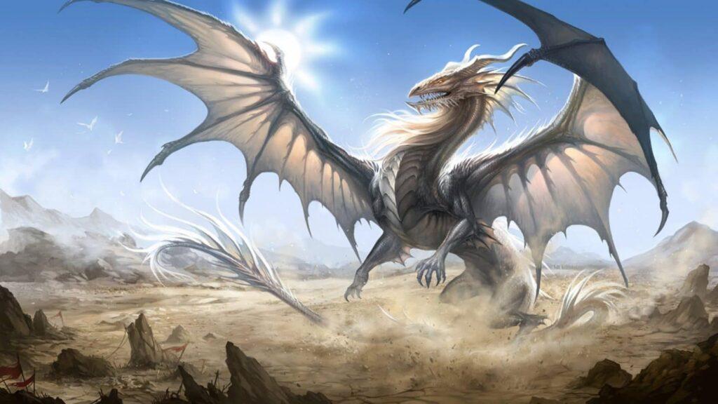 leyenda de dragones