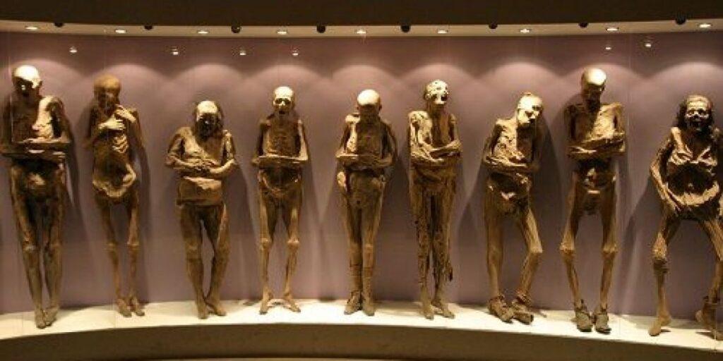 leyenda de la momia de guanajuato