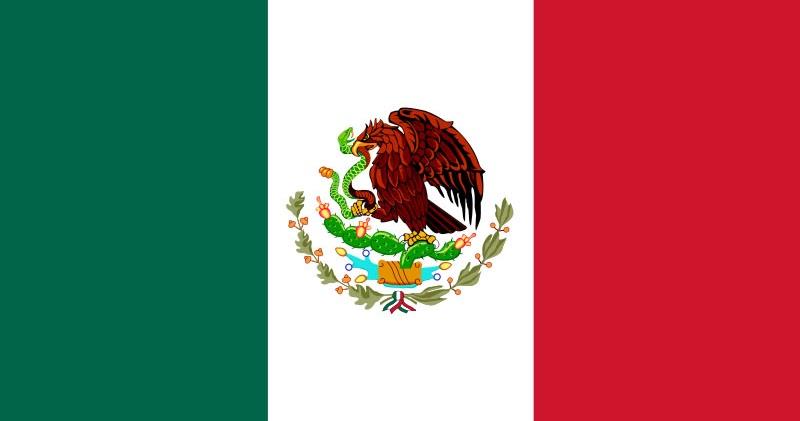 leyendas de los colores de la bandera mexicana