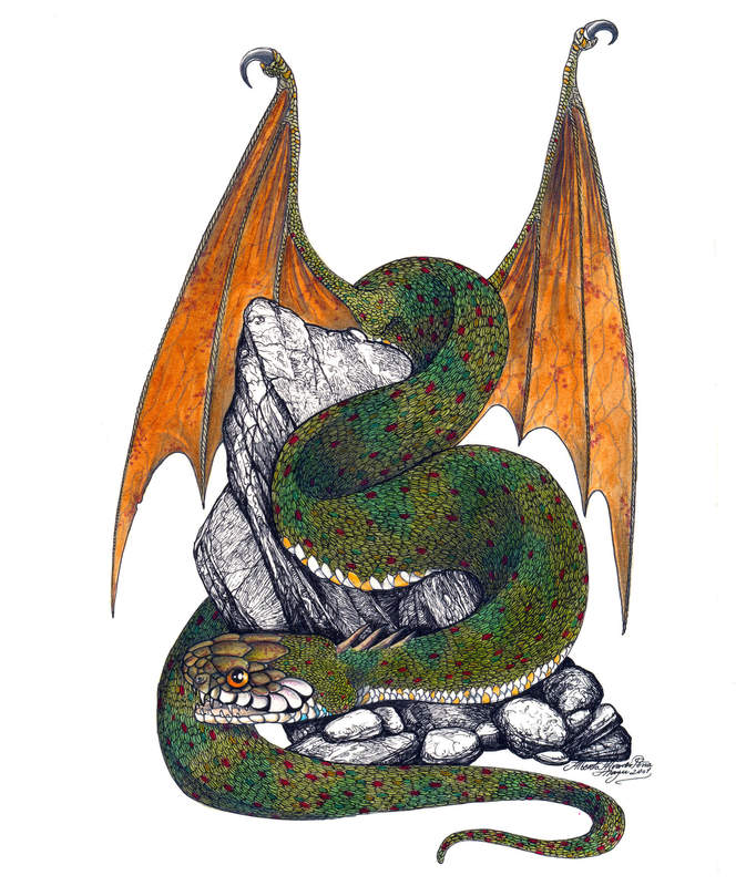 leyenda del dragon cuelebre