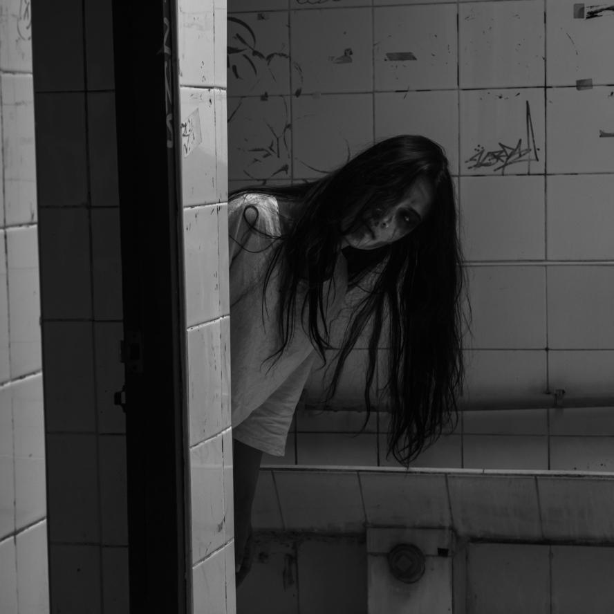leyenda del fantasma del baño
