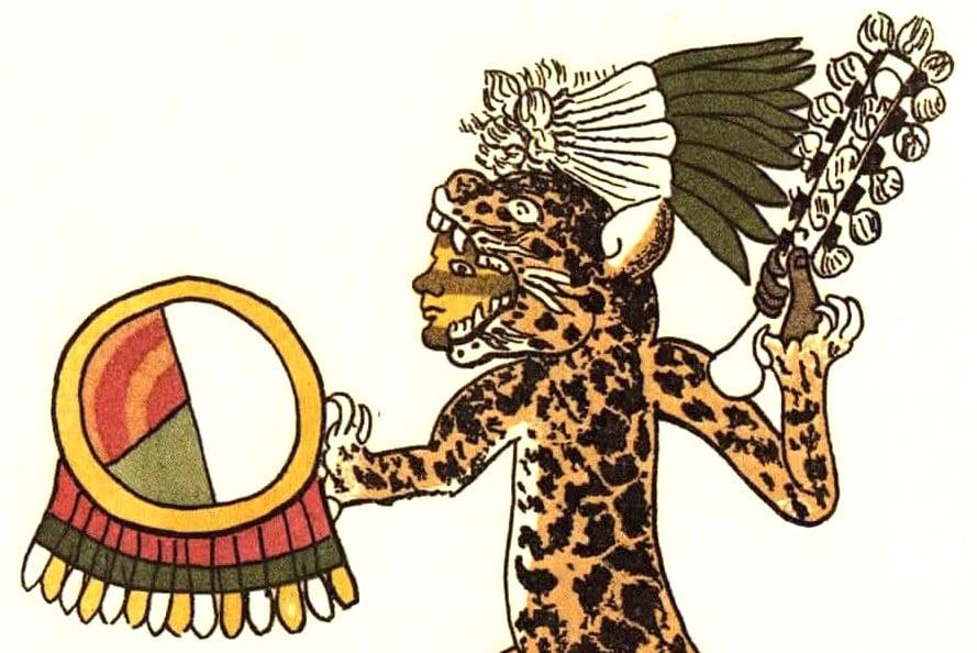 leyenda del hombre jaguar