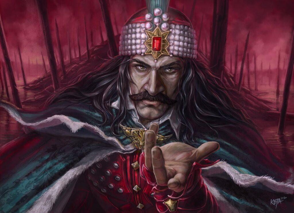 leyenda del origen de dracula