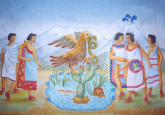 leyendas mesoamericanas