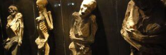 Leyendas de las momias de Guanajuato