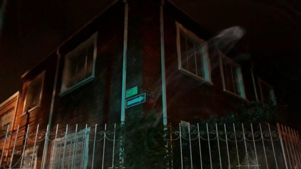 leyenda de la casa de las nieblas