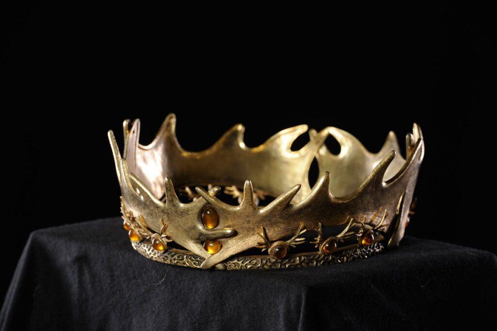 leyenda de la corona de fuego