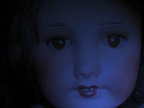 leyenda de la muñeca amanda