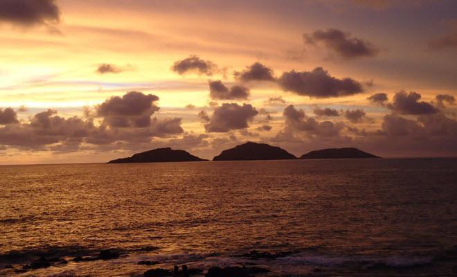 leyenda de las tres islas
