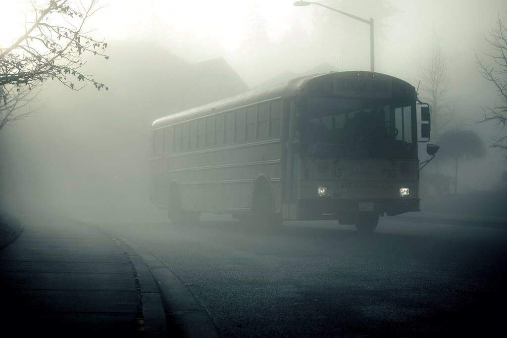 leyenda del autobus fantasma