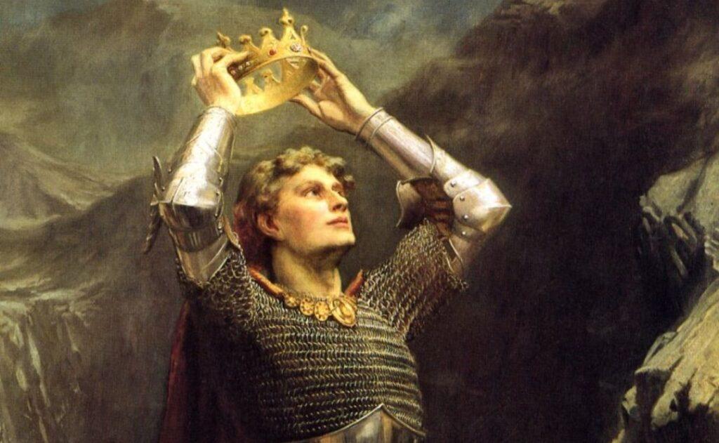 leyenda del rey arturo