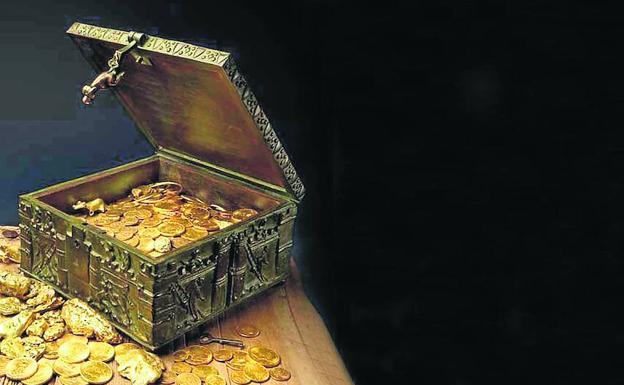 leyenda del tesoro maldito