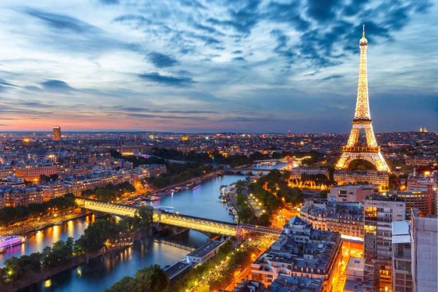 leyendas de paris