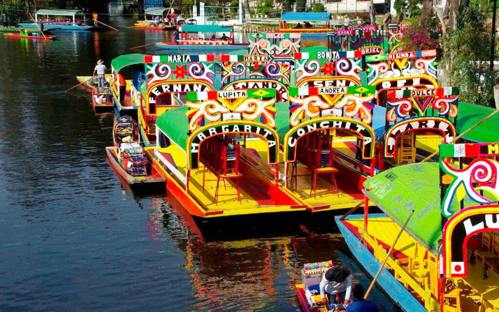 leyendas de xochimilco