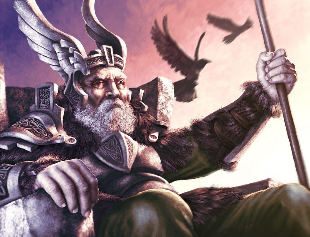 leyendas nordicas