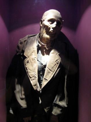 momia del doctor leroy